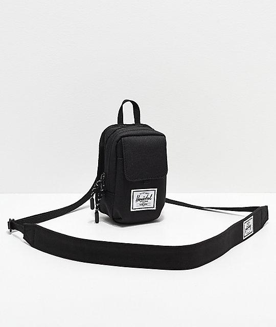 Bolso Negro Supply De Hombro Herschel CoForm rdBCoex