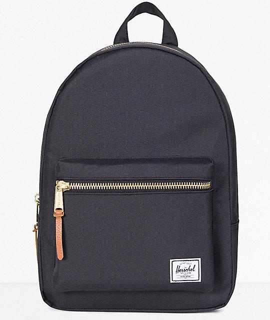 Herschel Supply Co. Grove Black 13.5L Mini Backpack