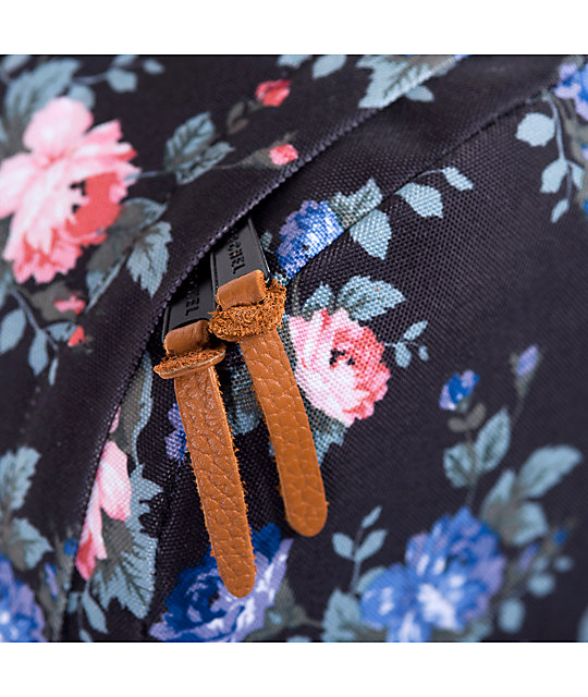 Herschel Supply Co. Heritage Floral Print 11L Backpack