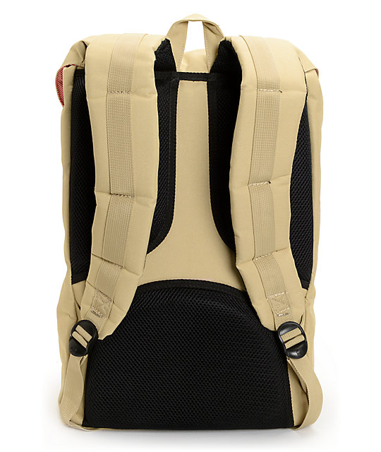 Herschel Supply Co. Little America 24L Khaki Backpack