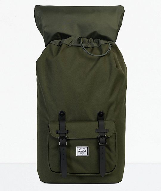 Herschel Supply Co. Little America Forest Night 25L Backpack