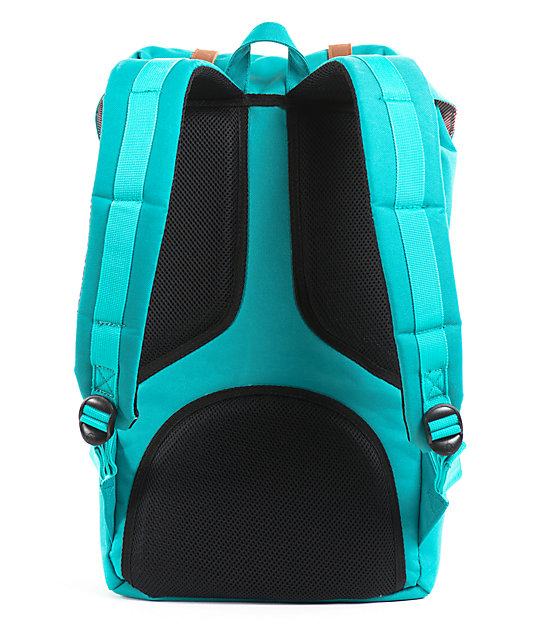 Herschel Supply Co. Little America Teal Backpack