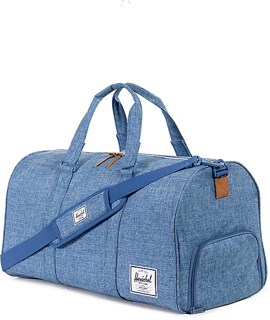Herschel Supply Co. Novel Limoges Crosshatch 42.5L Duffle Bag