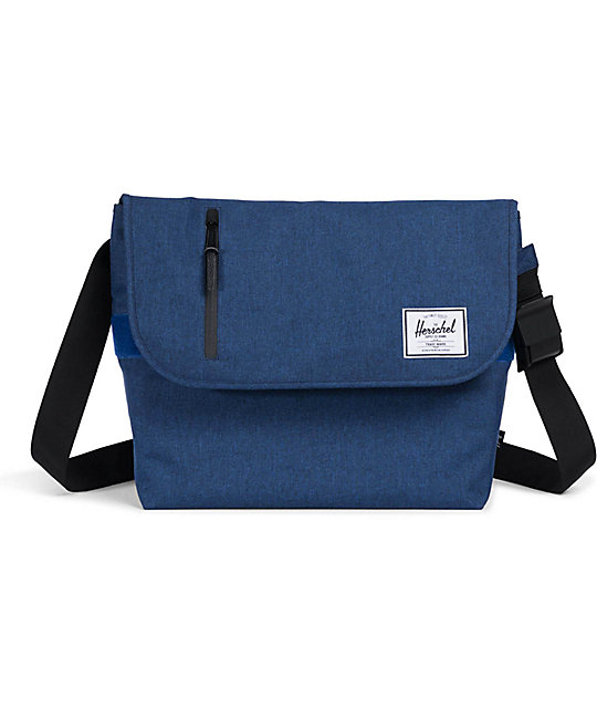 Herschel Supply Co. Odell Eclipse Crosshatch 26.5L Messenger Bag