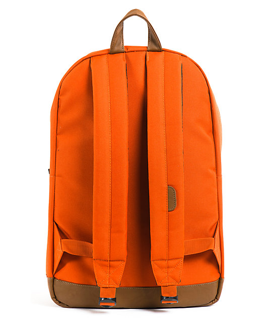 Herschel Supply Co. Pop Quiz Camper Orange Backpack