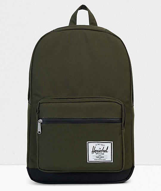 Herschel Supply Co. Pop Quiz Forest Night 22L Backpack