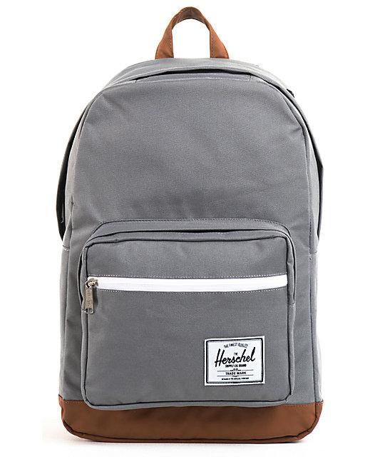 Herschel Supply Co. Pop Quiz Grey Backpack | Zumiez
