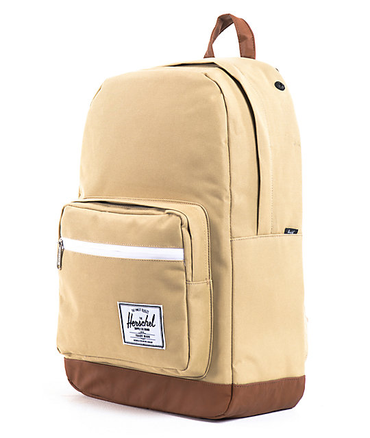 Herschel Supply Co. Pop Quiz Khaki Backpack