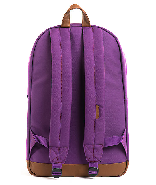 Herschel Supply Co. Pop Quiz Purple Backpack