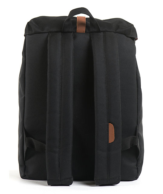 Herschel Supply Co. Post Black Backpack
