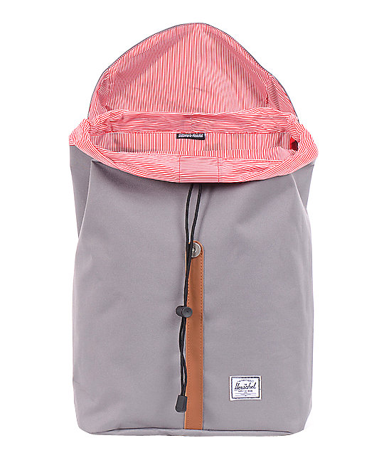 Herschel Supply Co. Post Grey & Tan Backpack