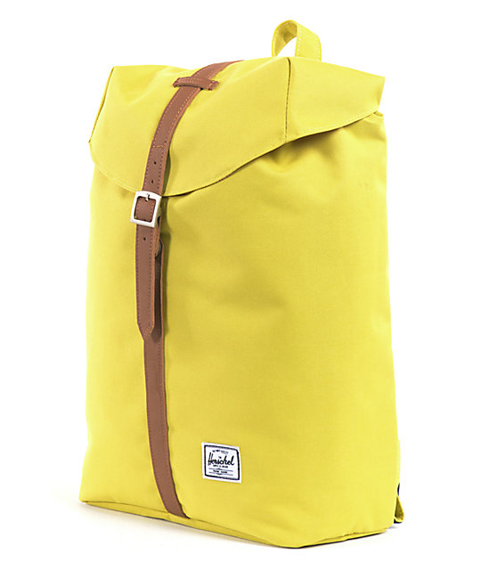 Herschel Supply Co. Post Lime Backpack