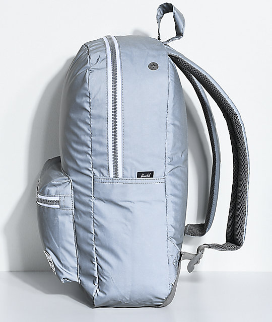 Herschel Supply Co. Settlement Grey Reflective 17L Backpack