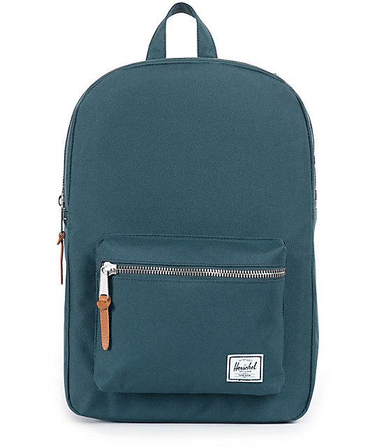 Herschel Supply Co. Settlement Indian Teal 17L Backpack
