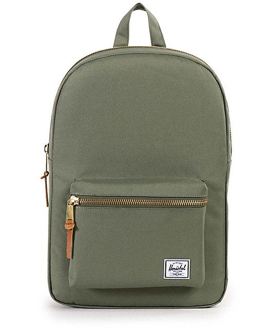 Herschel Supply Co. Settlement Lichen Green 17L Backpack