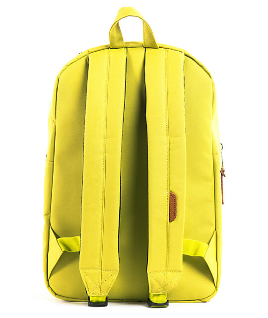 Herschel Supply Co. Settlement Lime Backpack