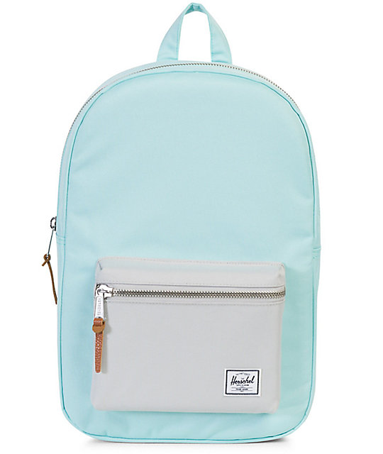 Herschel Supply Co. Settlement Mid Blue Tint Backpack