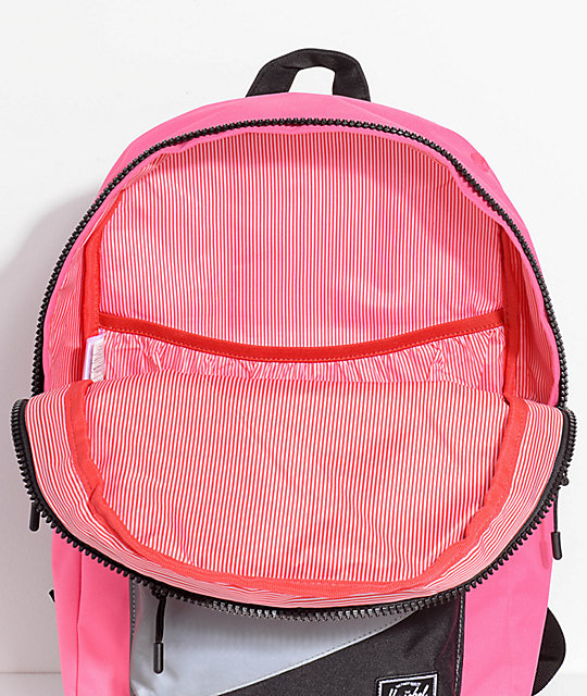 Herschel Supply Co. Settlement Neon Pink Reflective 17L Backpack