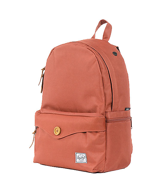 Herschel Supply Co. Sydney Rust Red Backpack