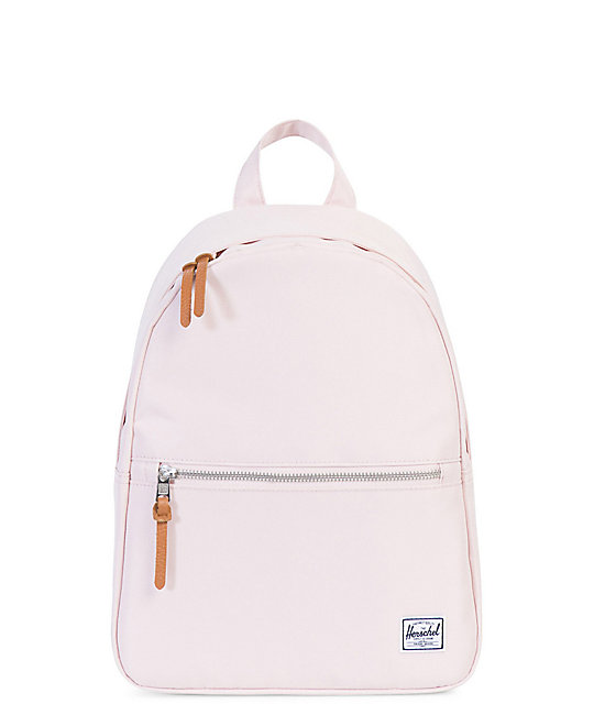 Herschel Supply Co. Town Cloud Pink Mini Backpack