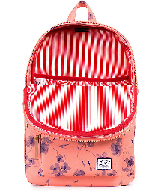 Herschel Supply Co.. Settlement Mid Ruby Co.ral 17L Backpack