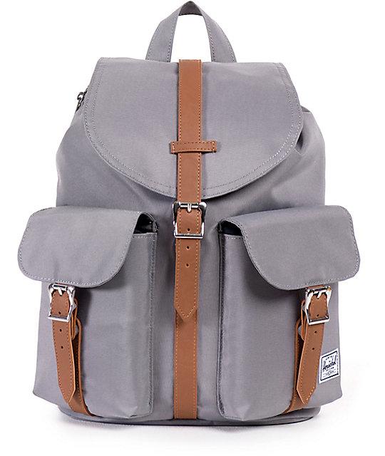Herschel Supply Dawson Grey 13L Rucksack Backpack