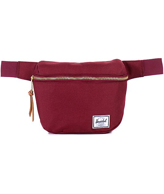 Redhead fanny pack are
