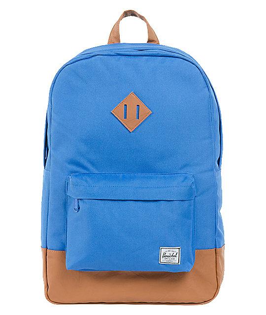 Herschel Supply Heritage Blue Backpack