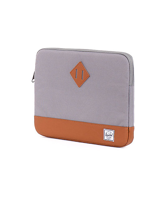 Herschel Supply Heritage Grey Laptop Sleeve