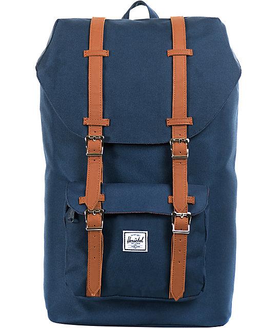 herschel backpack leather crazy backpacks. Black Bedroom Furniture Sets. Home Design Ideas