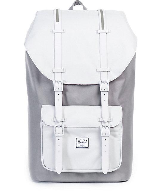 Herschel Supply Little America Grey Lunar Rock 25L Backpack