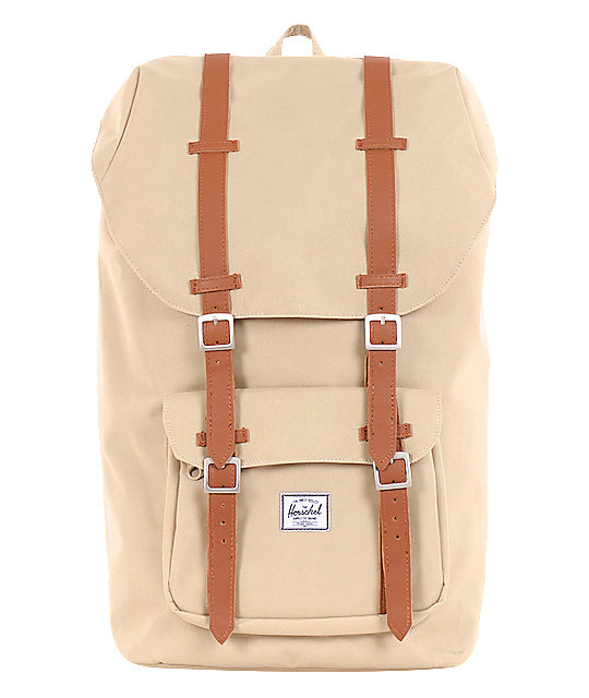 Herschel Supply Little America Khaki 24L Backpack