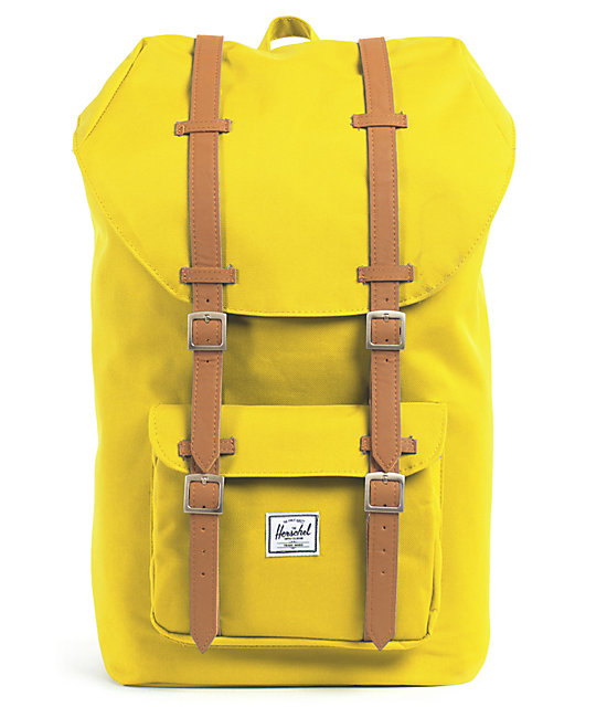 Herschel Supply Little America Lime Backpack