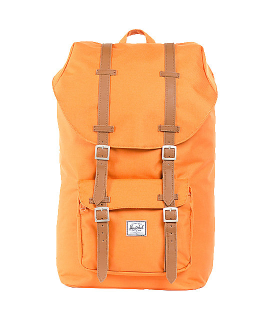 Herschel Supply Little America Orange Backpack