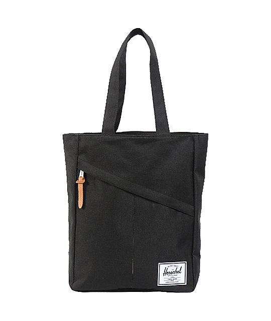 Herschel Supply McCoy Black Tote Bag