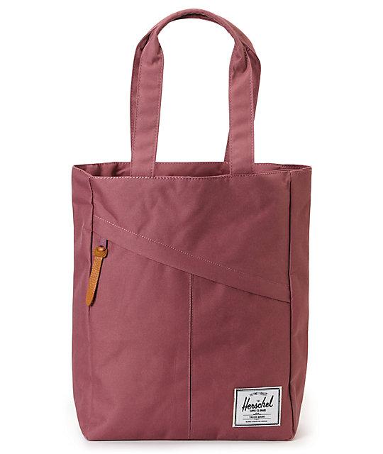Herschel Supply McCoy Purple Tote Bag