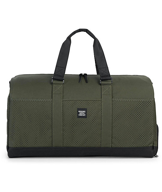 Herschel Supply Novel Aspect Forest Night 42.5L Duffle Bag