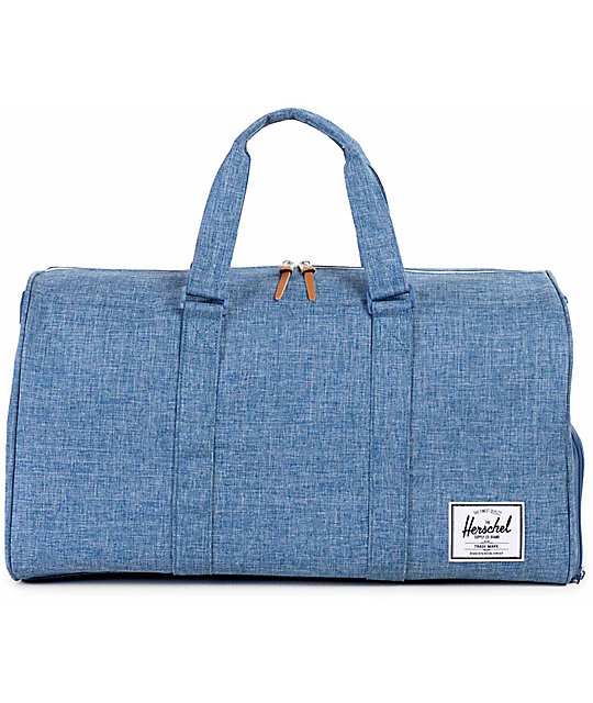 Herschel Supply Novel Limoges Crosshatch 42.5L Duffle Bag
