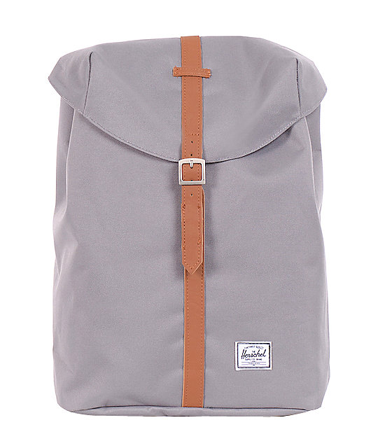 Herschel Supply Post Grey & Tan Backpack