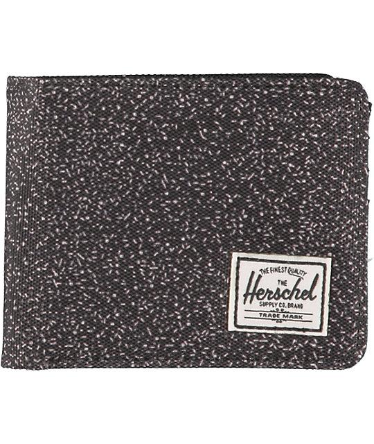 Herschel Supply Roy Speckled Bifold Wallet