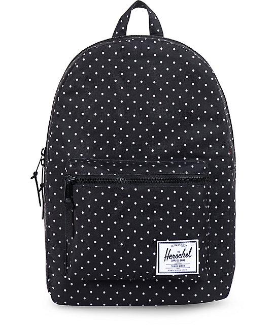 vans spotty backpack