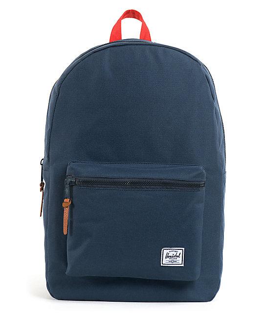 Herschel Supply Settlement Blue & Red 21L Backpack