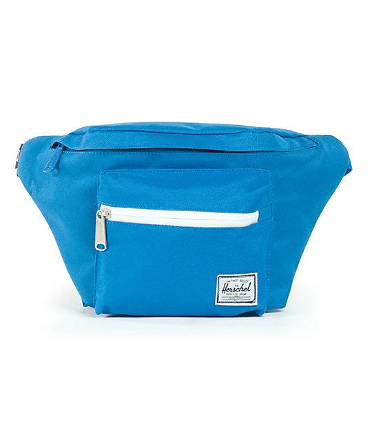 Herschel Supply Seventeen Blue Fanny Pack