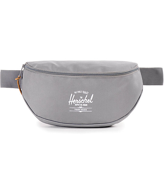 Herschel Supply Sixteen Grey Fanny Pack