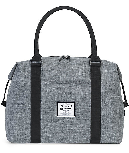 Herschel Supply Strand Raven 28.5L Duffle Bag