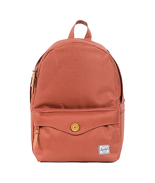 Herschel Supply Sydney Rust Red Backpack
