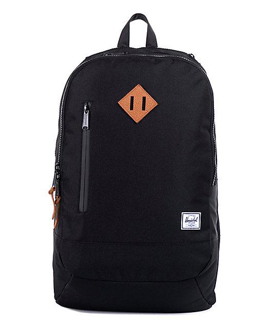 Herschel Supply Village Black 26L Backpack