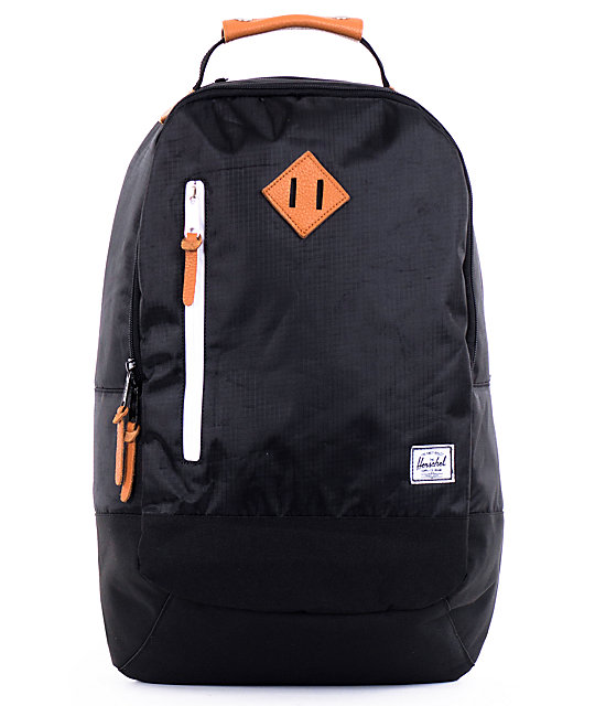 Herschel Supply Village Black Backpack