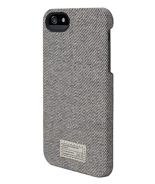 Hex Academy Core Grey Denim iPhone 5 Case