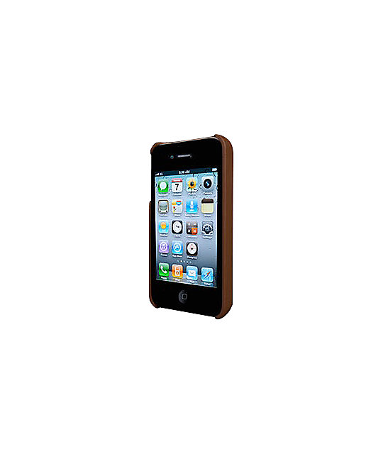Hex Solo iPhone 4 Tan Wallet